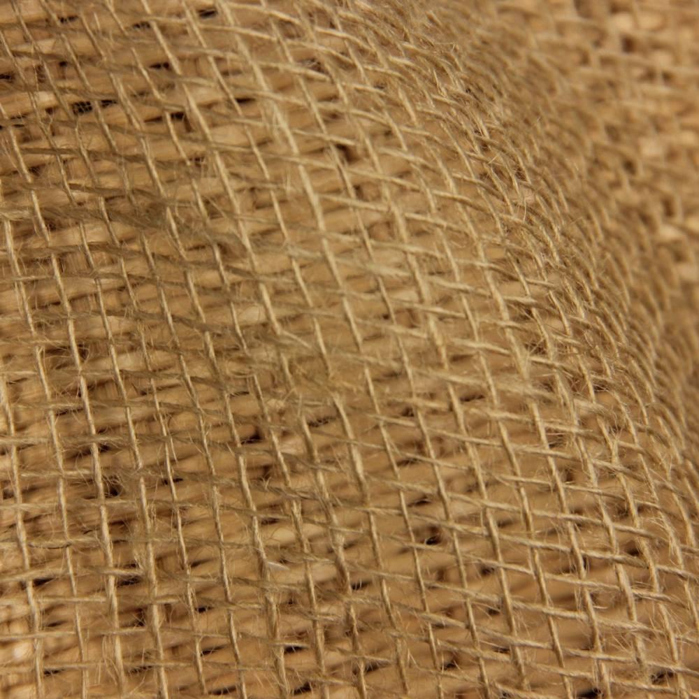 toile de jute couleur naturelle 5 mm toile de jute au m tre vente de tissus tissu pas cher. Black Bedroom Furniture Sets. Home Design Ideas