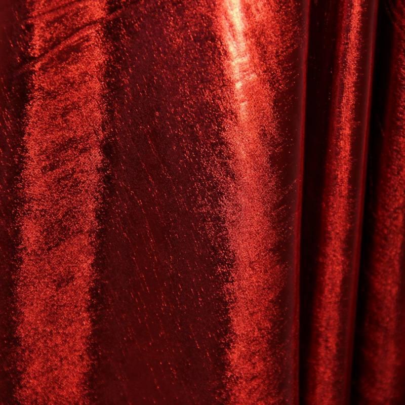 Lycra m tallis rouge pas cher tissus price - Tissus rouge pas cher ...