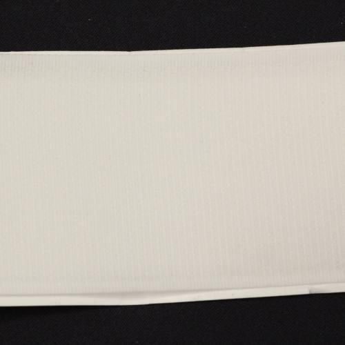 Rouleau 25m Auto-agrippant adhésif crochet 50 mm blanc