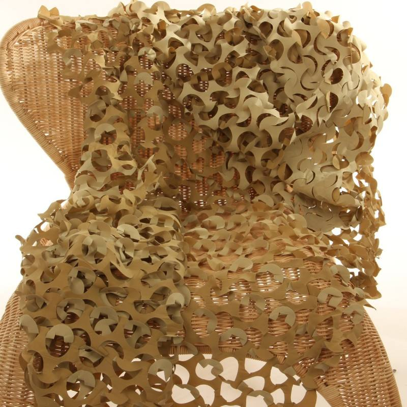 filet camouflage sable tissus price. Black Bedroom Furniture Sets. Home Design Ideas
