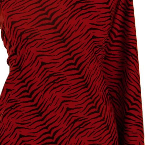 Lycra safari rouge