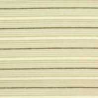 Jacquard blanc à rayures velours