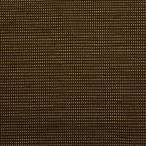 Jacquard marron à petits carreaux velours