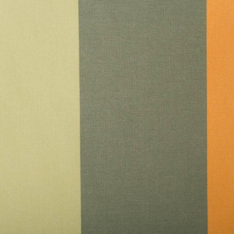toile ext 233 rieure t 233 flon 233 vert et orange tissus pas cher vente de tissus au m 232 tre