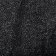 Tulle noir paillettes 270cm