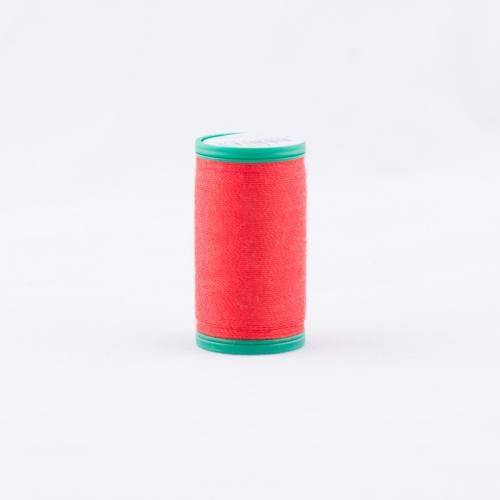 Bobine de fil cordonnet Laser 1234 - Rouge