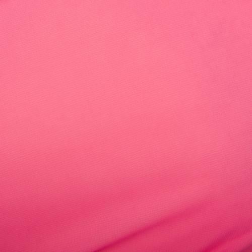 Mousseline unie Rose N°01