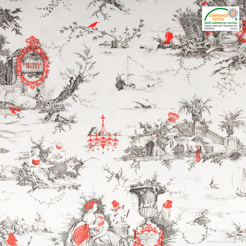 1000 images about toile on pinterest toile de jouy toile wallpaper and timorous beasties. Black Bedroom Furniture Sets. Home Design Ideas