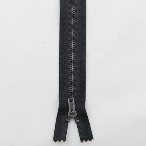 Fermeture pantalon 20 cm métal non séparable Col 172