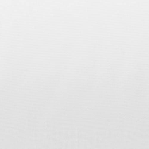 Tissu tubulaire bord-côte blanc