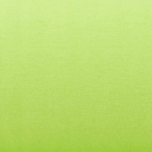 Tissu tubulaire bord-côte vert pomme