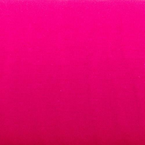 Tissu tubulaire bord-côte fuchsia