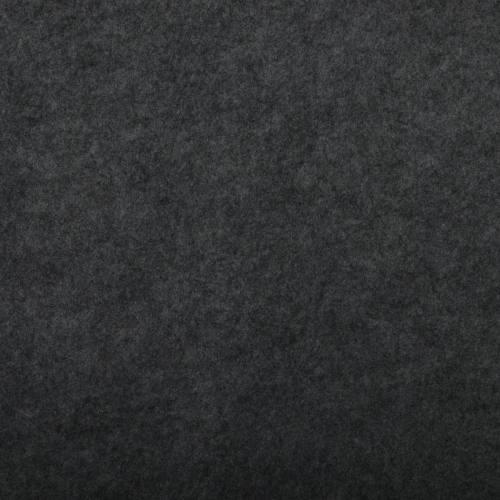 Feutrine gris chiné foncé 91cm