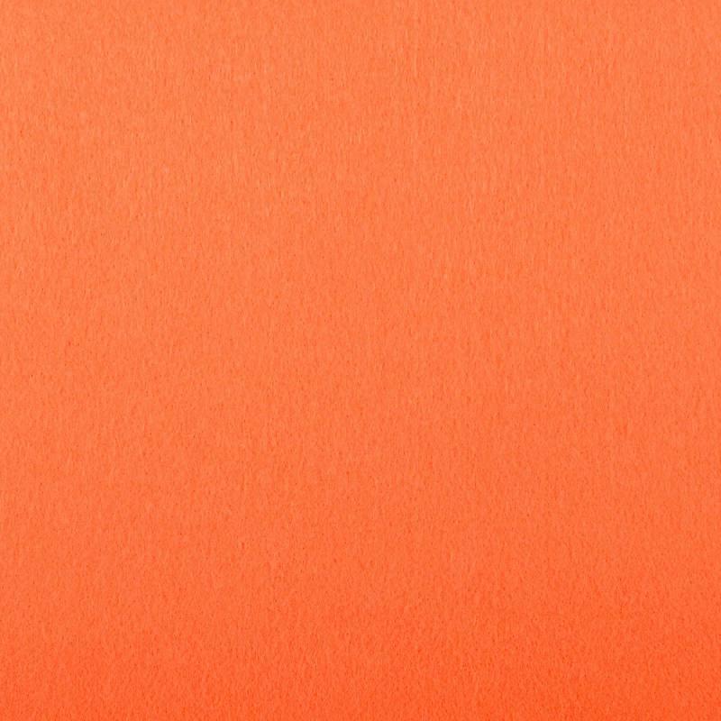 Feutrine orange 91cm