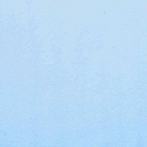 Feutrine bleu pastel 91cm