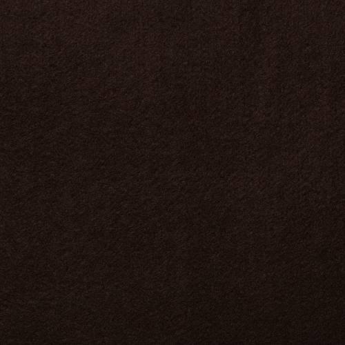 Feutrine marron foncé 91cm