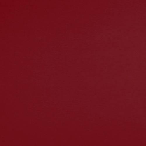 Jersey viscose uni rouge carmin