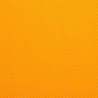 Coton jaune à petit pois 1mm