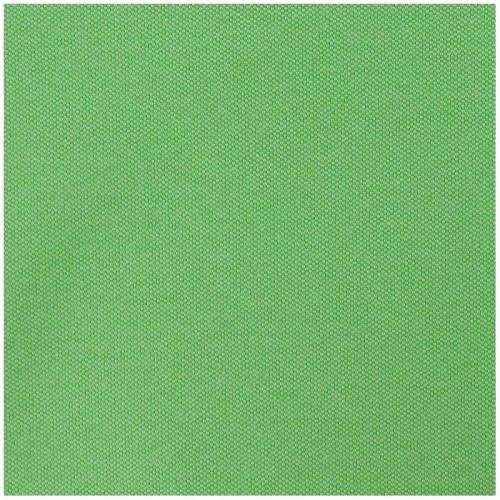 Toile polyester verte clair