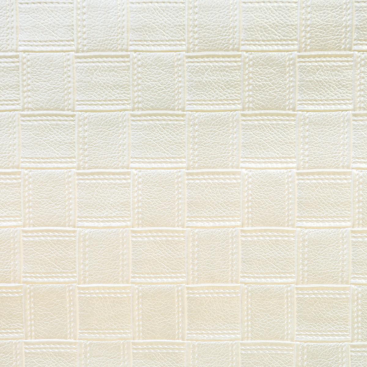 100 nappe simili cuir tissu simili cuir cailles platine mondial tissu - Tissu simili cuir blanc ...