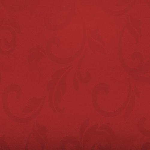 Jacquard réception rouge 4