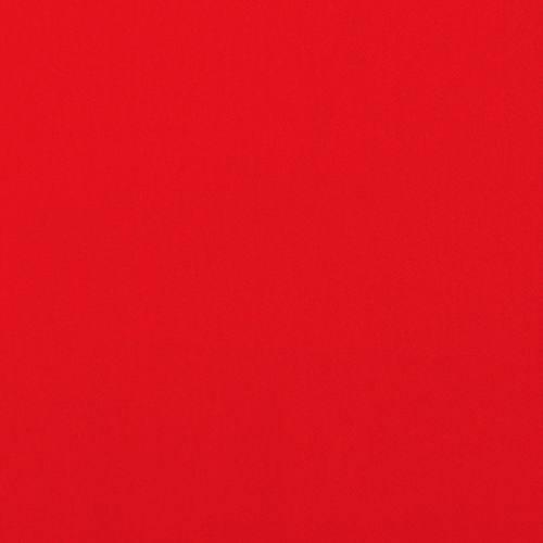 Coton extensible uni rouge
