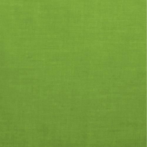 Voile de coton vert