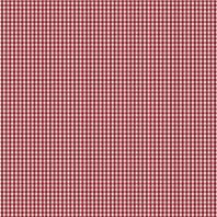 Coton vichy bordeaux 3 mm
