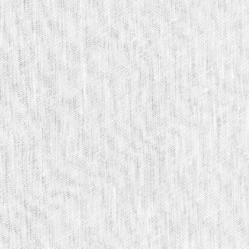 Tissu étamine blanc