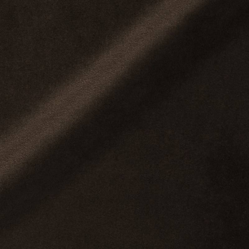 Ameublement velours chocolat tissus price - Tissu velours pas cher ...