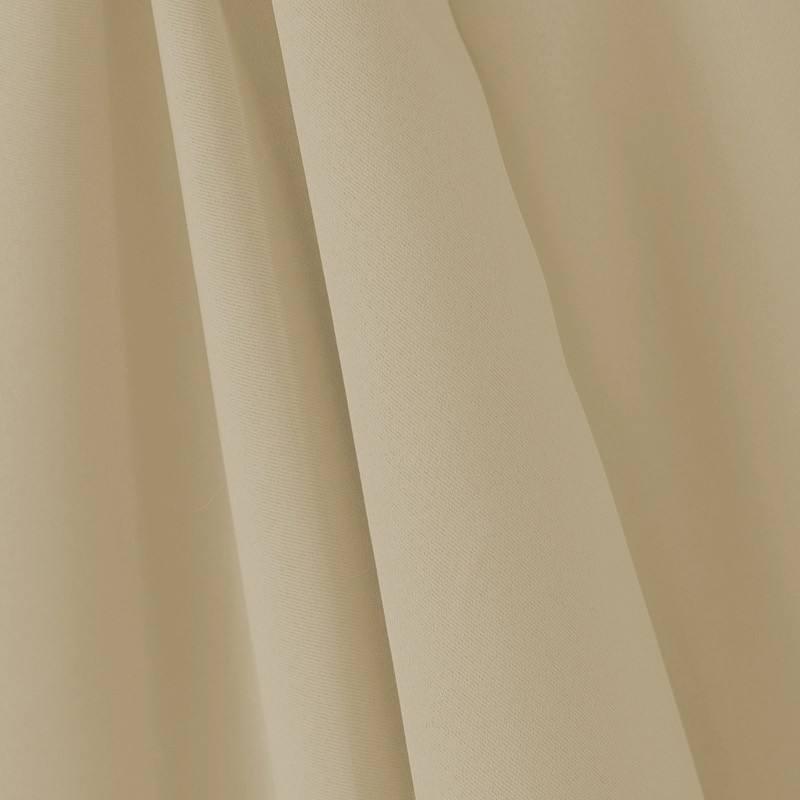 tissu occultant grande largeur beige tissu au m tre. Black Bedroom Furniture Sets. Home Design Ideas