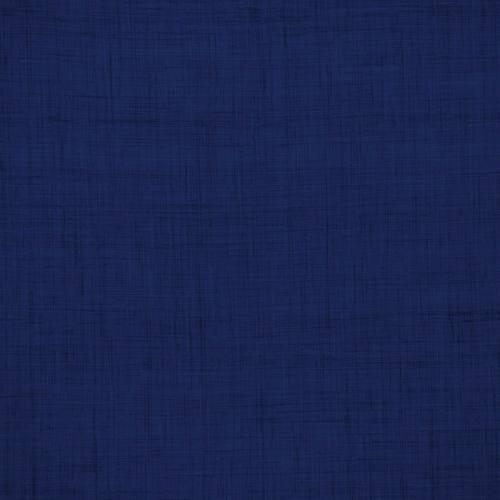 Coton aspect lin bleu roi