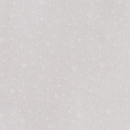 Coton blanc étoilé