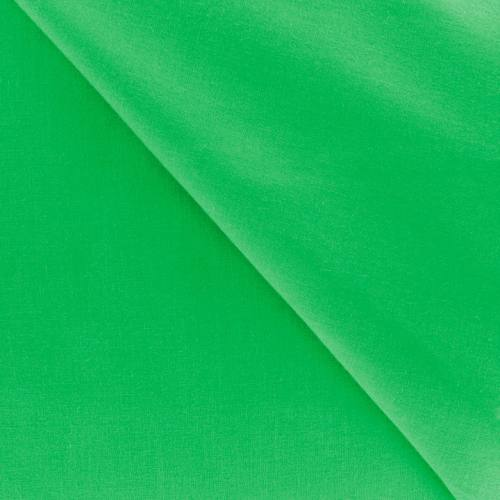 Polycoton uni vert