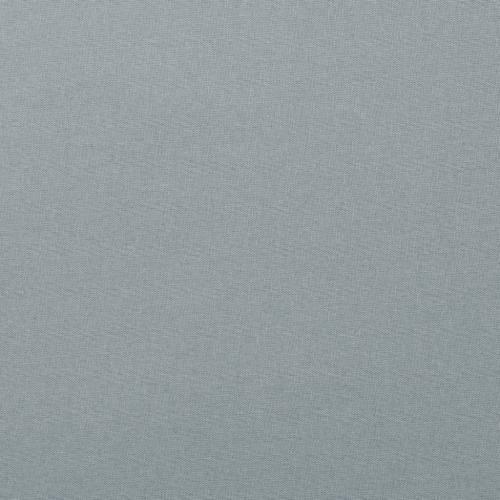 Coton uni gris souris