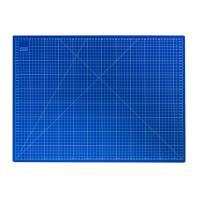 Tapis de découpe bleu 60x45cm