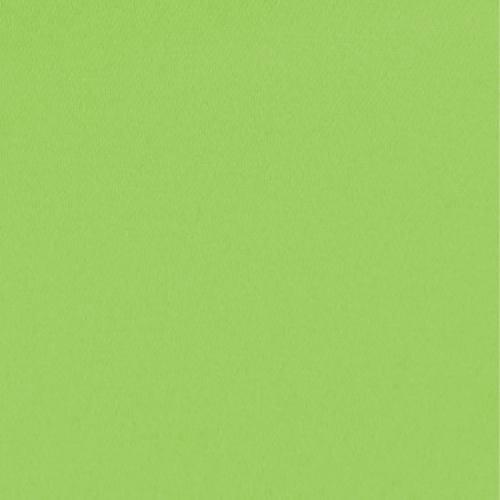 Toile coton demi-natté vert pomme