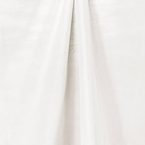 Voile ivoire