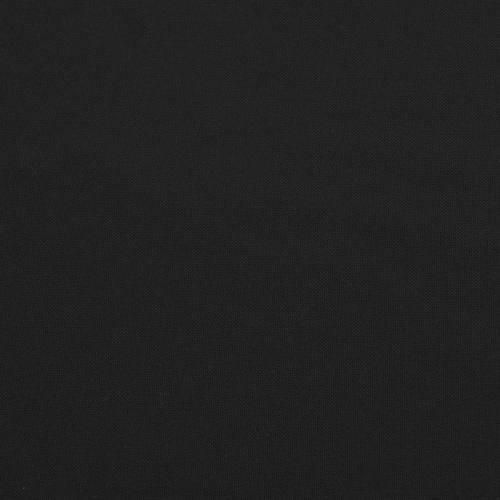 Rouleau 40m Burlington infroissable grande largeur noir