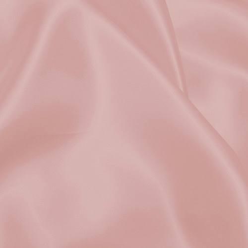 Satin de soie rose