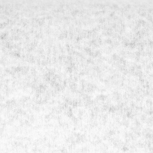 Non-tissé thermocollant lourd blanc