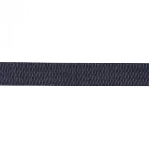 Sangle Coton 30mm bleu foncé