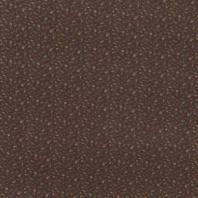 Jersey viscose marron imprimé petites fleurs