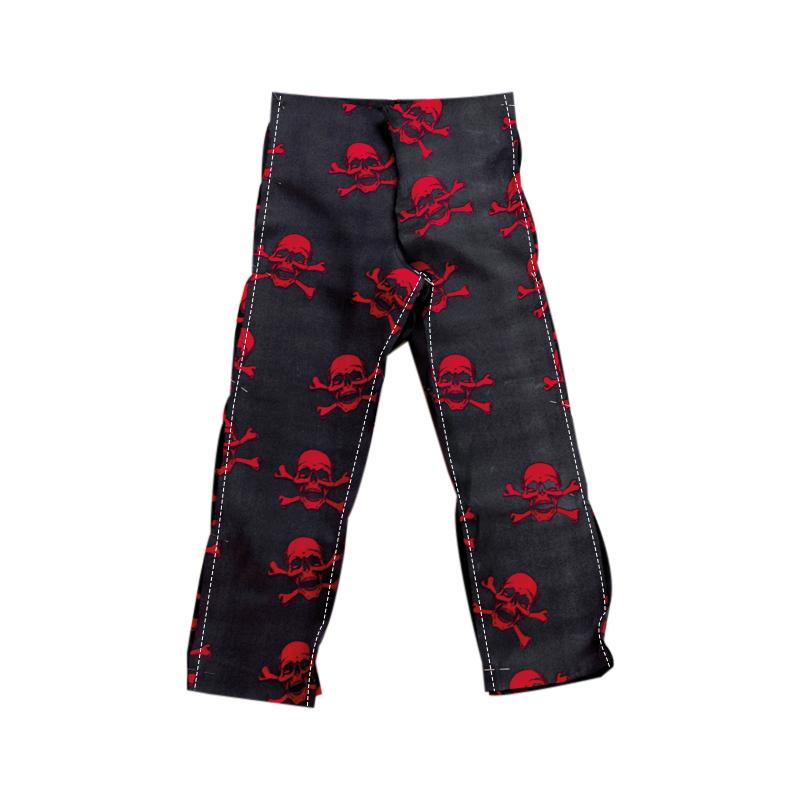 assemblage du pantalon de pirate