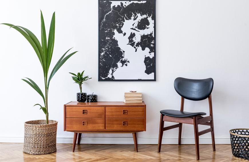simili cuir pour recouvrement chaise