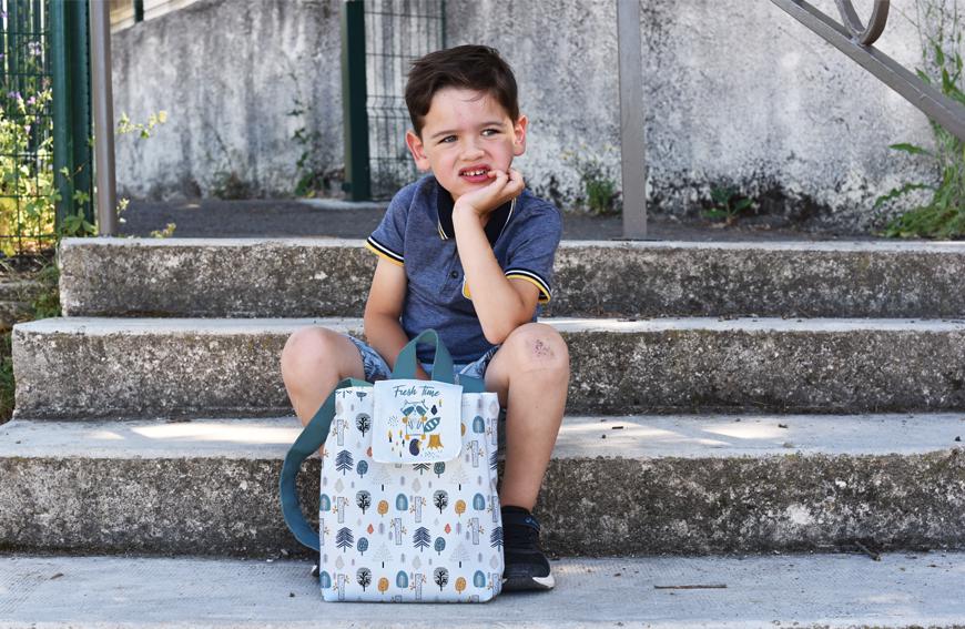 sac d'école enfant